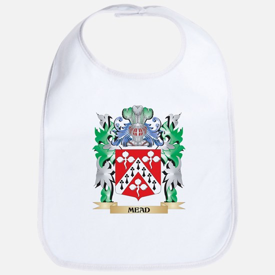 Mead Coat of Arms - Family Crest Bib
