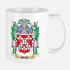 Mead Coat of Arms - Family Crest Mugs