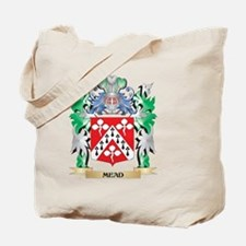 Mead Coat of Arms - Family Crest Tote Bag
