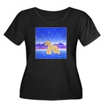 Soft Coated Wheaten Terrier Women's Plus Size Scoo