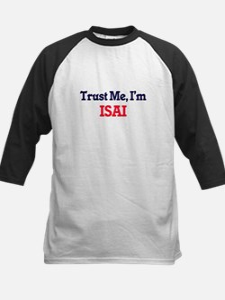 Trust Me, I'm Isai Baseball Jersey