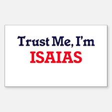 Trust Me, I'm Isaias Decal