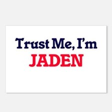Trust Me, I'm Jaden Postcards (Package of 8)