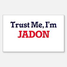 Trust Me, I'm Jadon Decal