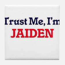 Trust Me, I'm Jaiden Tile Coaster