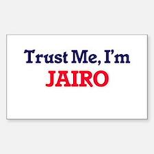 Trust Me, I'm Jairo Decal