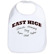 East High Bib