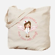 Pediatric Nurse Tote Bag