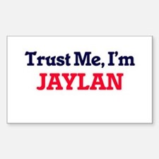 Trust Me, I'm Jaylan Decal