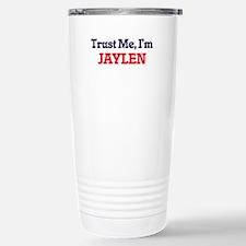 Trust Me, I'm Jaylen Travel Mug