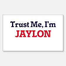 Trust Me, I'm Jaylon Decal