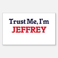 Trust Me, I'm Jeffrey Decal