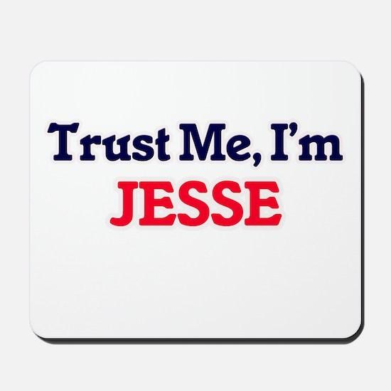 Trust Me, I'm Jesse Mousepad