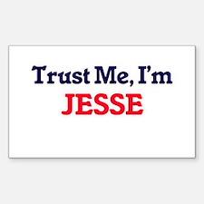 Trust Me, I'm Jesse Decal