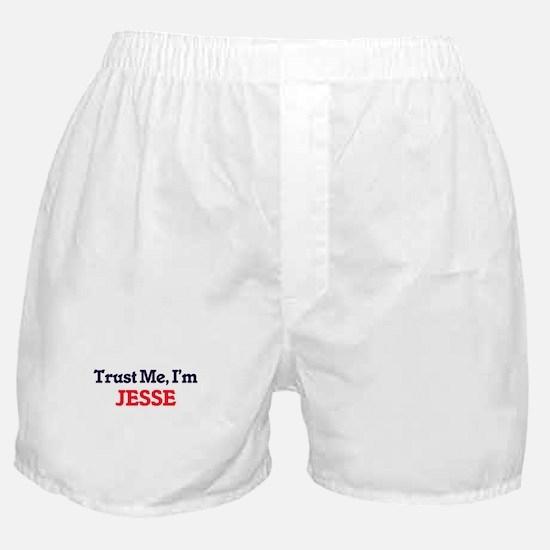 Trust Me, I'm Jesse Boxer Shorts