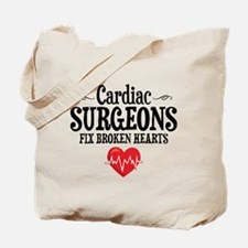 Cardiac Surgeon Tote Bag