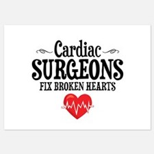 Cardiac Surgeon Invitations