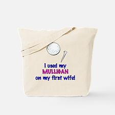 Mulligan Wife Single side Print Tote Bag