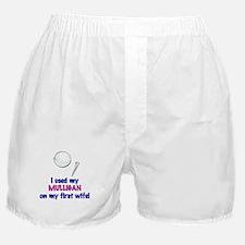 Mulligan Wife Boxer Shorts