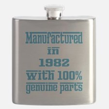 Manufactured in 1982 with 100% Genuine parts Flask