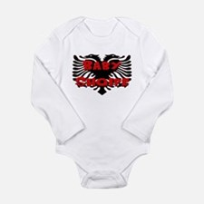 Baby Shqipe Body Suit