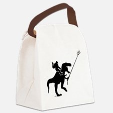 Cute Monsters and mysteries Canvas Lunch Bag