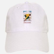 Ski Lake Louise Baseball Baseball Cap