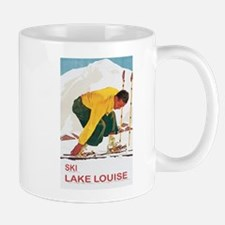 Ski Lake Louise Mug