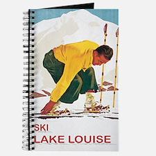 Ski Lake Louise Journal