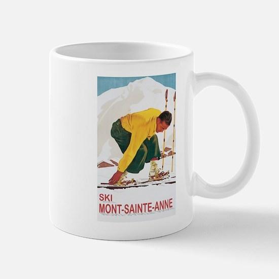 Ski Mont-Sainte-Ann Mug