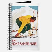 Ski Mont-Sainte-Ann Journal