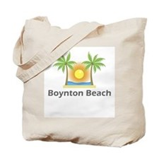 Boynton Beach Tote Bag