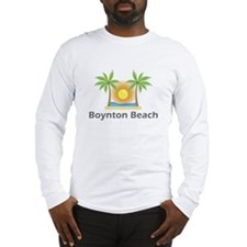 Boynton Beach Long Sleeve T-Shirt
