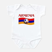 TEAM ARMENIA WORLD CUP Infant Bodysuit