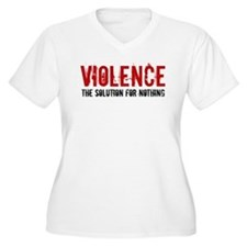 Violence: The Solution for No T-Shirt