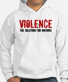 Violence: The Solution for No Hoodie