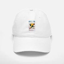 Ski Santa Fe Baseball Baseball Cap