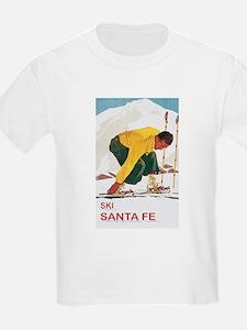 Ski Santa Fe T-Shirt