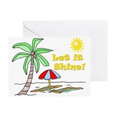 Let It Shine Greeting Cards (Pk of 20)