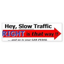 Bumper Car Sticker