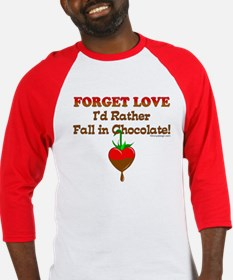 Chocolate Lovers Baseball Jersey