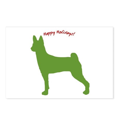 Happy Holidays! Postcards (Package of 8)