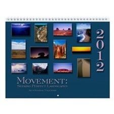 Landscape Photographs :: 2013 Wall Calendar