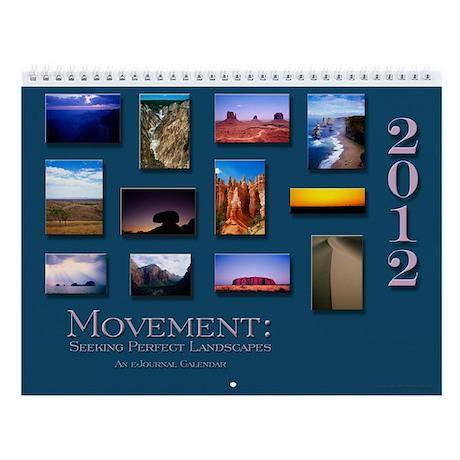 Landscape Photographs :: 2013 Wall Calendar