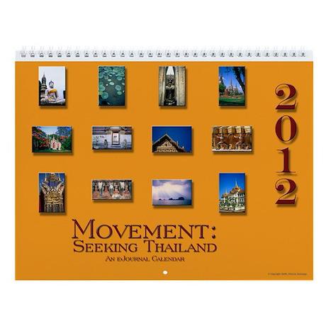 Thailand :: 2013 Wall Calendar