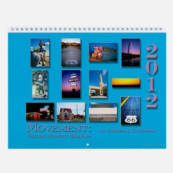 Route 66 :: 2013 Wall Calendar