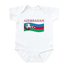 TEAM AZERBAIJAN WORLD CUP Infant Bodysuit