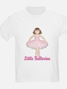 Little Ballerina 3 T-Shirt