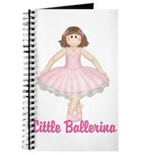 Little Ballerina 3 Journal