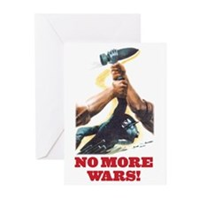 No More Wars! Greeting Cards (Pk of 10)